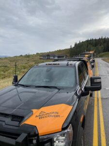 Towing and roadside assistance Summit County CO