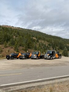 Towing Services Edwards CO
