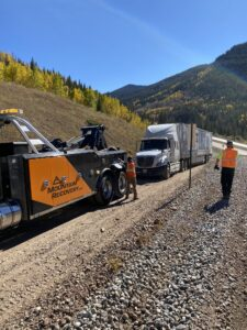 Towing Services Georgetown CO