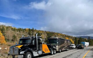 Mountain Recovery Heavy-Duty Towing Services